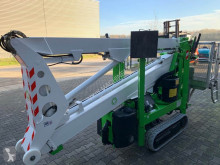 Fotoğrafları göster Yükseltici platform Teupen Traklift Leo 18 GT