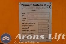 Zobaczyć zdjęcia Zwyżka Haulotte Haulotte HM10P