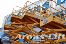View images Haulotte Compact 8+10 aerial platform