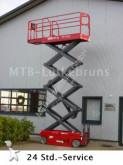 View images N/a MTB - Mantall XE 100 C aerial platform