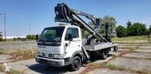 Bekijk foto's Hoogwerker Nissan Lionlift GX19-10 - 18,5 m - 200 kg