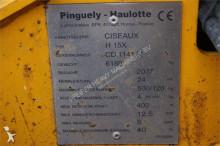 View images Haulotte  aerial platform