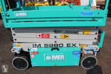 nacelle Imer 5980 EX - 8 m (mec, jlg, genie, haulotte, upright, iteco, airo, neuve - n°3026830 - Photo 6