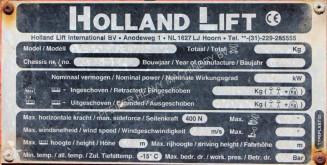 Vedere le foto Piattaforma aerea Hollandlift TWINSTAR A-125 EV