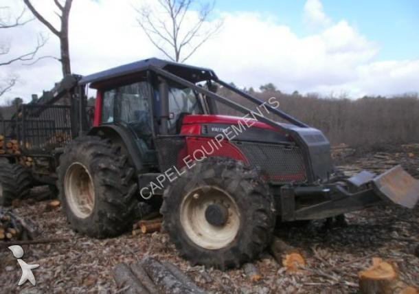 tracteur forestier vendre