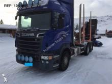 Forwarder Scania