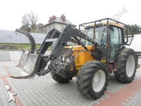 tracteur forestier marque