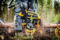 matériel forestier Ponsse H6
