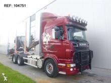 Porteur Scania