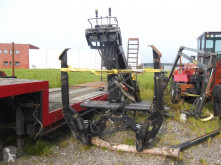 Farmi HK4581 houtkraan, Holzkran, Woodcrane forestry equipment