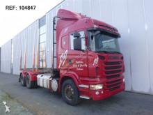 Bakwagen Scania