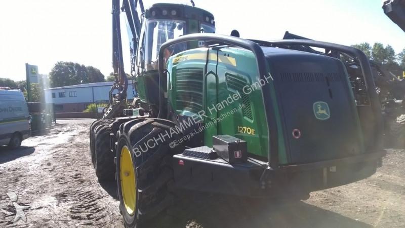 John Deere 1270E - 6W Forstmaschinen