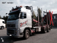 Volvo FH16.750 - SOON EXPECTED - TIMBER FULL STEEL HUB REDUCTION EURO