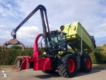 Claas Forest grinder