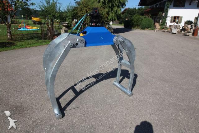 Binderberger HZ 1600 Kombi Holz / Ballenzange forestry equipment