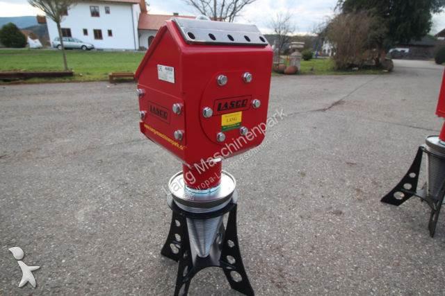 Bilder ansehen Lasco Kegelholzspalter M2 4.0K Spiralspalter Forstmaschinen