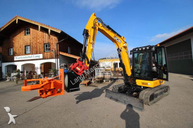 N/a Biojack 300 Evolution Fällgreifer Greifer forestry equipment