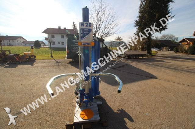 Binderberger H20 Z ECO Holzspalter Spalter forestry equipment