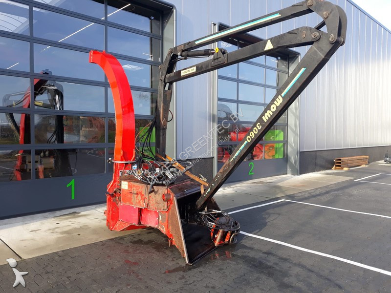 N/a 280 forestry equipment