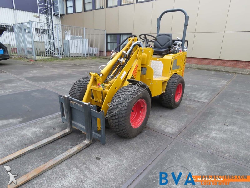 N/a 130 forestry equipment