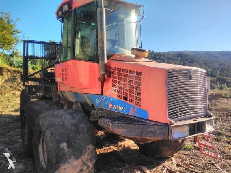 Valmet 860.1 forestry equipment
