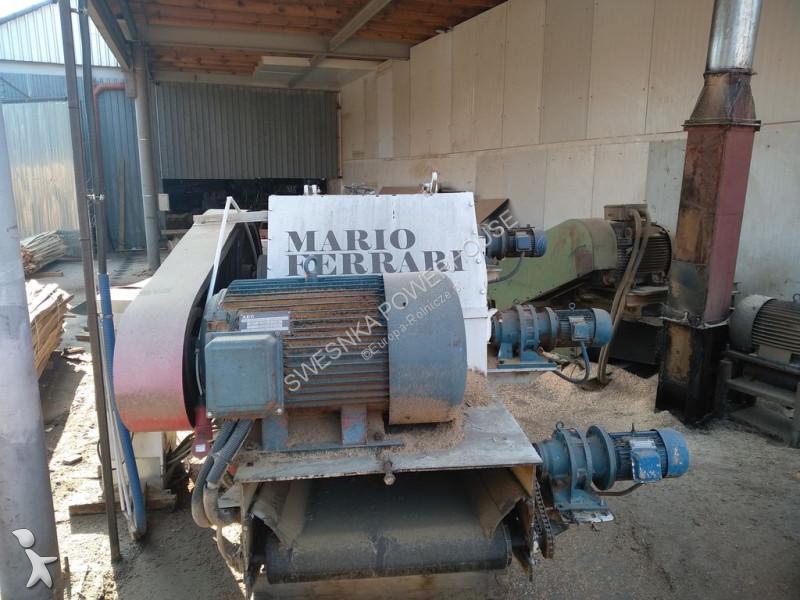 N/a Mario Ferrari forestry equipment