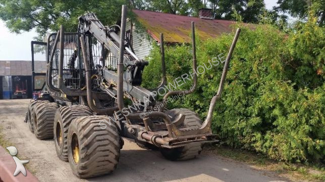 Ponsse - Caribou S10 forestry equipment