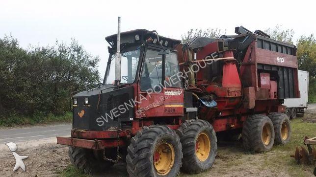 N/a ERJO-Forwarder forestry equipment