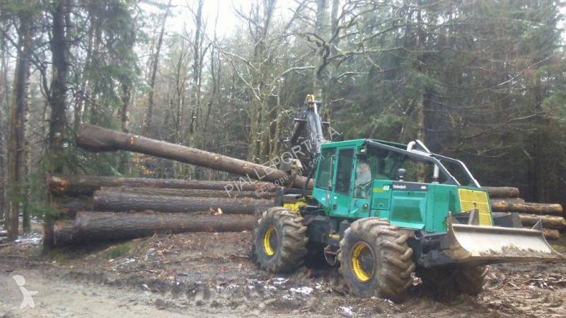 Matériel forestier Timberjack 460C