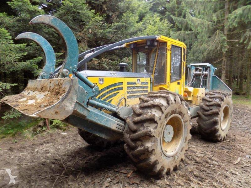 Voir les photos Matériel forestier HSM 904
