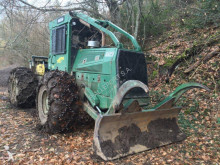 Skidder forestal Franklin
