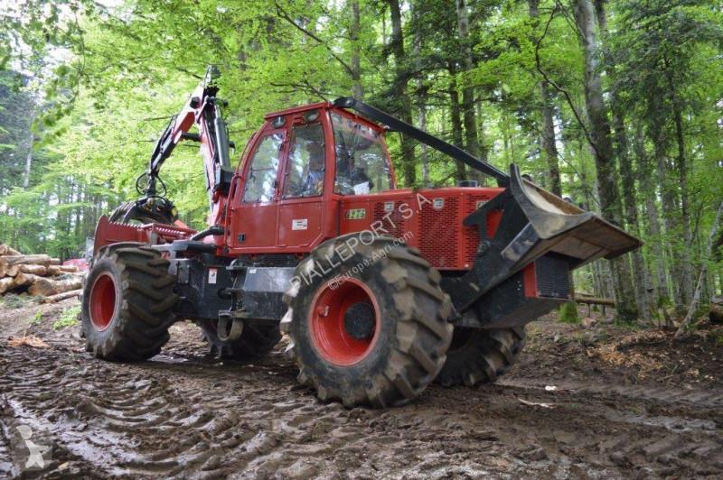 Voir les photos Matériel forestier Camox G275