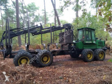 John Deere Forwarder