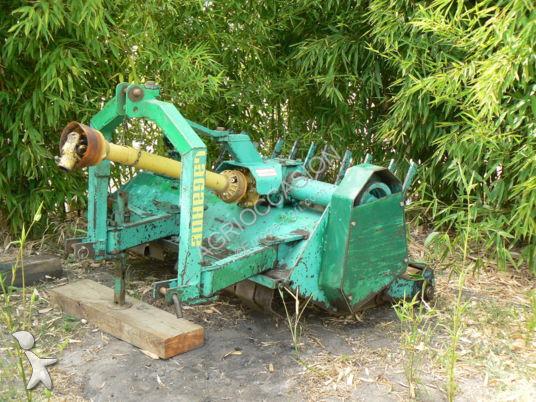 Matériel forestier nc FORESTIER ROTOR ASPI ML 160