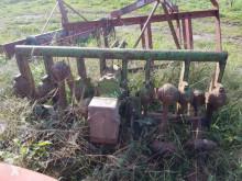 Niet aangedreven grondwerktuigen onbekend