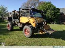used Forestry tractor