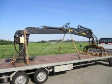 lesnická technika Loglift F 70 L houtkraan, Holzkran, Woodcrane