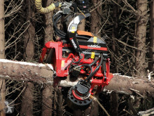 lesnická technika Waratah H480C