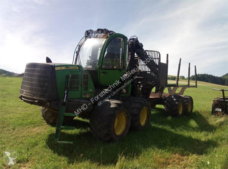 John Deere forestry equipment GERMANY, 15 ads of used