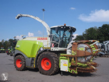 Claas Jaguar 940 mit RU 600 Auto Contour forestry equipment