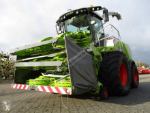 Claas Jaguar 970 mit Orbis 750 forestry equipment