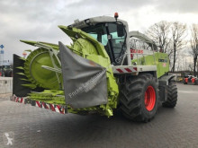 Claas Jaguar 870 Speedstar Allrad mit Orbis 600 forestry equipment