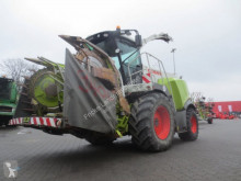 Claas Jaguar 950 Allrad mit Orbis 600 forestry equipment