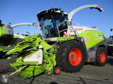 Claas Jaguar 960 mit Orbis 750 forestry equipment