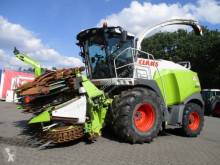Claas Jaguar 980 Allrad mit Orbis 750 forestry equipment