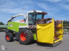 Claas JAGUAR 890 SPEEDSTAR Allrad forestry equipment