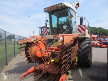 Claas Jaguar 840 Allrad mit Kemper 4500 forestry equipment
