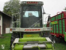 Claas Jaguar 840 forestry equipment