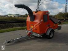 TS industrie Single Axle Wood Chipper