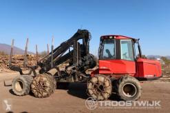 Tractor florestal nc
